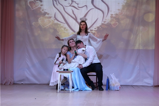 В Чебоксарском районе прошел конкурс «Молодая семья-2019»