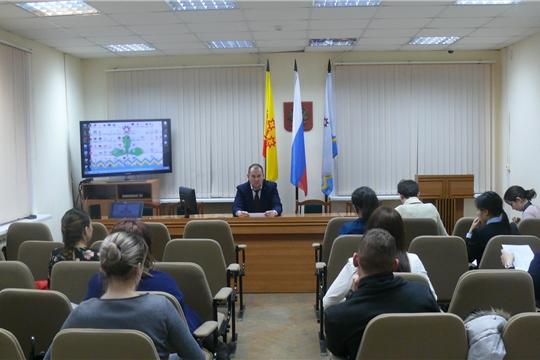 В районе состоялось заседание нового состава молодежного правительства