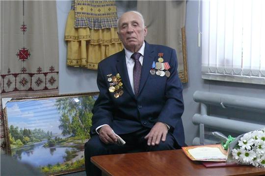 «Трудился во благо народа»: Почетному гражданину Чебоксарского района Павлову Ивану Павловичу – 85 лет!