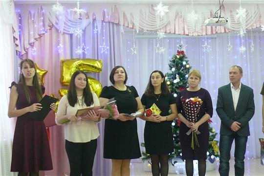 5-летний юбилей отметил детский садик «Крепыш» Чебоксарского района