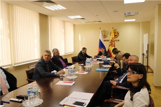 Вопросы перехода регионов на проектное финансирование обсуждены на ВКС с Минстроем России