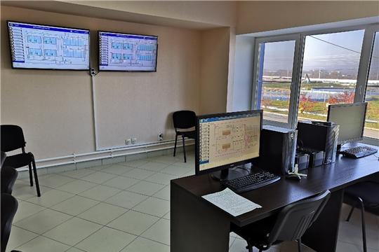 В Новочебоксарске внедряется автоматизированная система управления очистными сооружениями