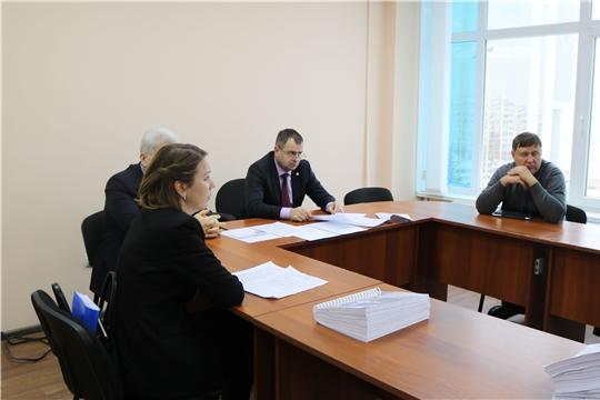 В Минстрое Чувашии рассмотрены материалы по описанию местоположения административно-территориальной границы Чувашской Республики