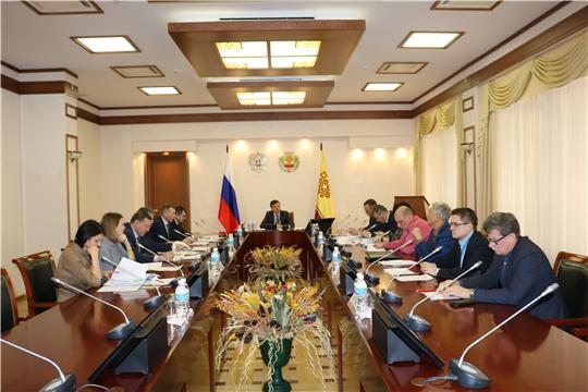 Обеспечение устойчивого водоснабжения городов Алатырь и Шумерля обсудили на совещании с Председателем Правительства Иваном Моториным