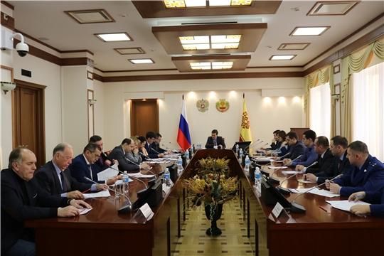 Иван Моторин провел заседание рабочей группы по защите прав граждан – участников долевого строительства