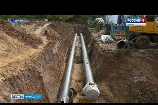 В поселке Чандрово летом заработает обновленный водопровод