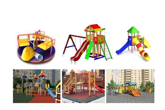 Минстроем Чувашии подготовлено 35 типовых проектов игровых и спортивных площадок в рамках реализации Указа Главы Чувашии по благоустройству дворов