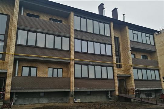 Выдано разрешение на ввод в эксплуатацию жилого дома по ул. Парковая, д. 7А в с. Моргауши