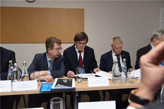 Директор ЦСМ Росстандарта в Чувашской Республике принял участие всовещании директоров