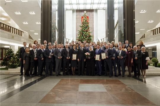 Награждены лауреаты Премии Правительства в области качества 2019 года