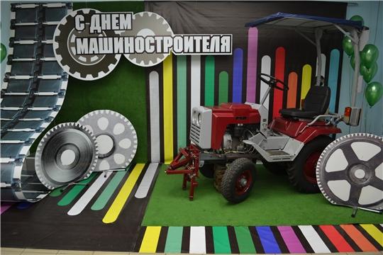 День машиностроителя в ПАО «Чебоксарский агрегатный завод»