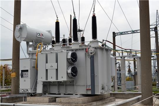 Чувашские энергетики завершают масштабную реконструкцию ПС 110/35/10 кВ «Катраси»
