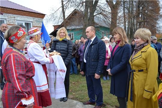 Единый информационный день в Мариинско-Посадском районе