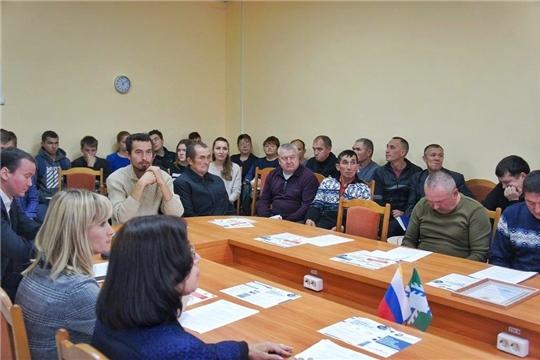 Состоялся День малого и среднего предпринимательства в Вурнарском районе Чувашской Республики