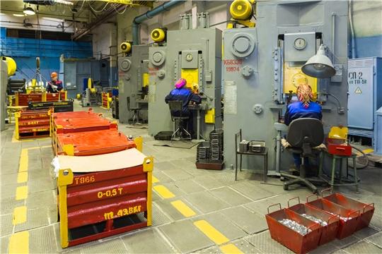 Чебоксарский агрегатный завод наводит порядок с помощью системы 5S