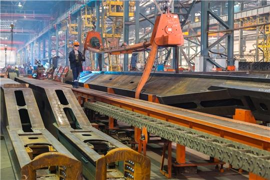 Промтрактор-Вагон повысил рейтинг в списке изготовителей грузовых вагонов России