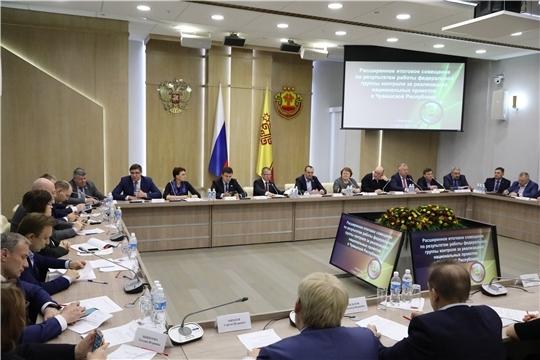 Прошло заседание Совета по стратегическому развитию и проектной деятельности