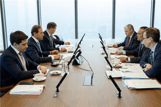 В Минпромторге обсудили проект программы социально-экономического развития Чувашии