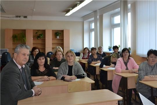 Павел Иванов посетил г. Алатырь в рамках Единого информационного дня