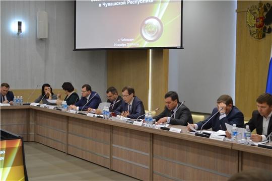 Состоялось заседание штаба по обеспечению безопасности электроснабжения Чувашии