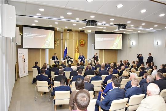 Михаил Игнатьев: «Мы продолжаем работать над созданием благоприятного делового климата в Чувашской Республике»