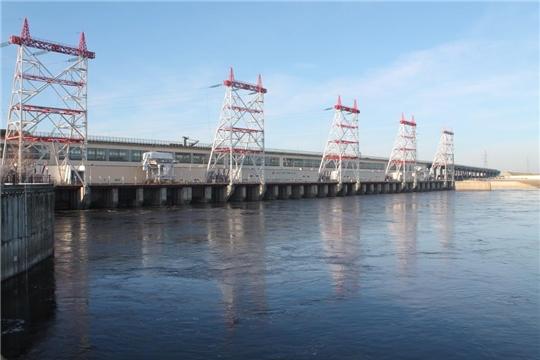 В ноябре 2019 Чебоксарская ГЭС установила рекорд по выработке электроэнергии