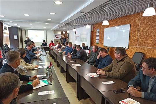 День малого и среднего предпринимательства в Красноармейском районе Чувашской Республики