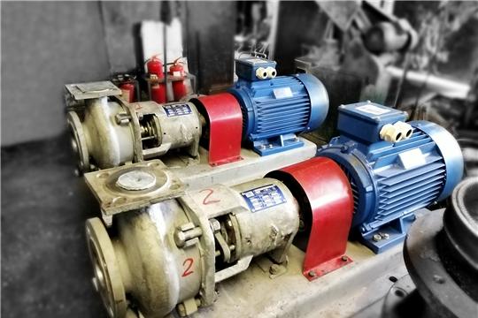 На «Химпроме» повышают эффективность за счет модернизации оборудования