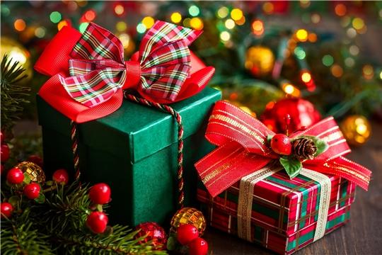 Каждый ребенок ждет от Деда Мороза подарок со сладостями!