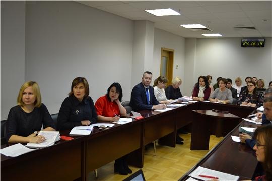 Прошел семинар на тему «Развитие конкуренции в муниципальных образованиях Чувашской Республики»
