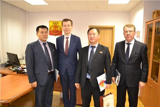 Чувашию посетили представители КНДР