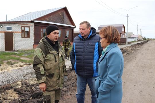 Глава алатырской администрации В.И. Степанов совершил очередной объезд города