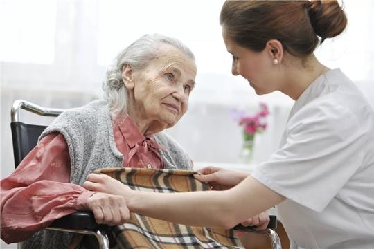 г. Алатырь: пожилым гражданам – внимание и забота