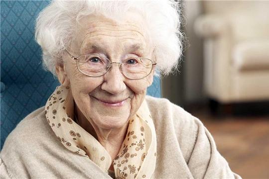 В Алатыре проживают 1720 долгожителей