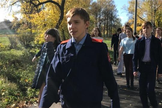 Алатырь присоединился к Всероссийскому дню ходьбы