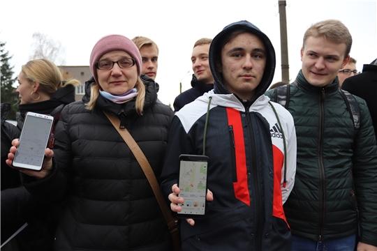 Молодёжь Алатыря рассказывает о достопримечательностях города в интернете