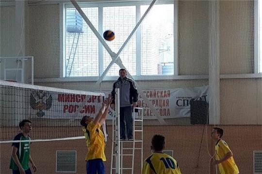 В Алатыре пройдёт Межрегиональный турнир по волейболу среди школьников на призы депутата Государственного Совета Чувашии Ю.М. Кислова