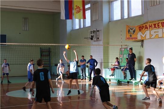 Алатырские школьники одержали красивую победу в Межрегиональном турнире по волейболу на призы депутата Госсовета Чувашии Ю.М. Кислова