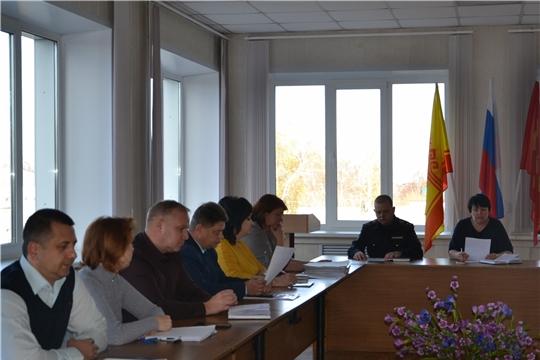 Состоялось заседание Алатырского штаба добровольной народной дружины