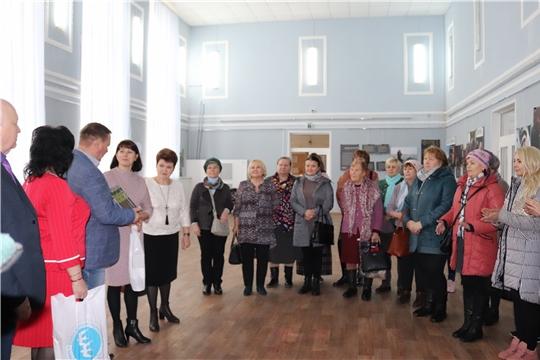 В Алатыре побывали представители Союза женщин Чувашии