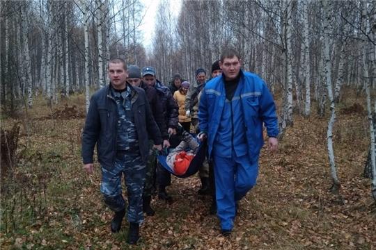 Сотрудники МО МВД России «Алатырский» разыскали пропавшую 62-летнюю женщину