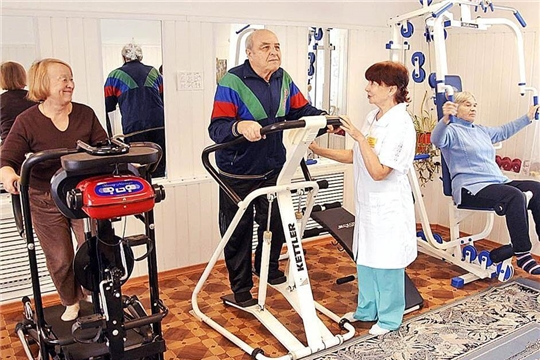 С начала года 43 ветерана Алатыря прошли курс оздоровления в оздоровительном центре «Вега»