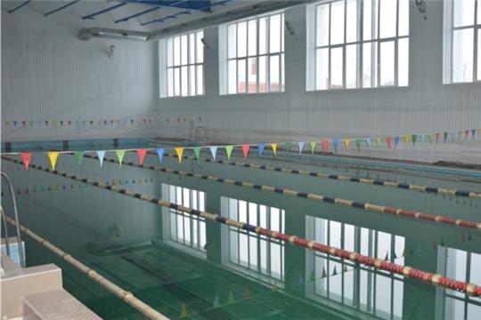 С 1 ноября в Алатыре начинает свою работу плавательный бассейн «Дельфин»