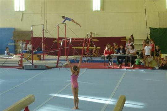 Алатырские гимнастки – призёры республиканских соревнований