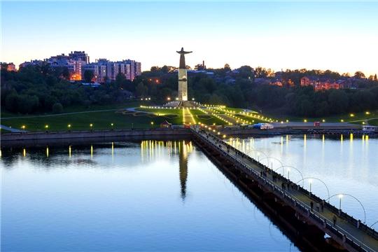 Чебоксары признаны лучшим крупным городом в ПФО по качеству городской среды