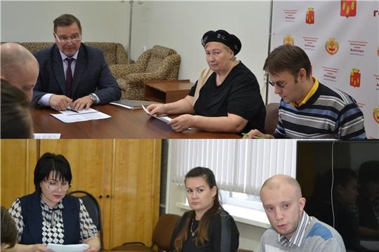 В Алатыре состоялось заседание городской комиссии по профилактике правонарушений