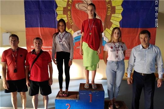 В Алатыре прошёл фестиваль Всероссийского физкультурно-спортивного комплекса «ГТО» среди школьников