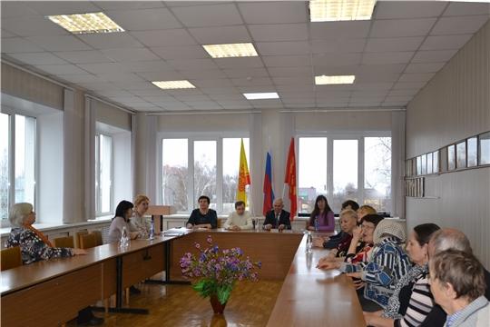 Алатырь стал первым, где провели мероприятие в рамках социального проекта «Правовое просвещение инвалидов по зрению в Чувашской Республике»