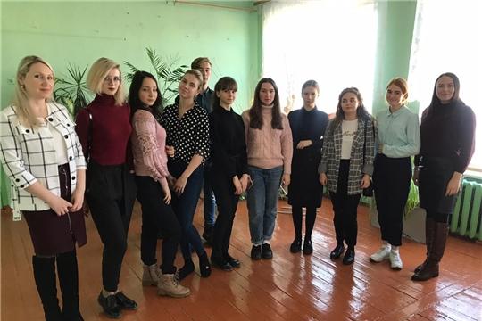 В Алатыре состоялся региональный этап Всероссийской олимпиады школьников по вопросам избирательного права и избирательного процесса