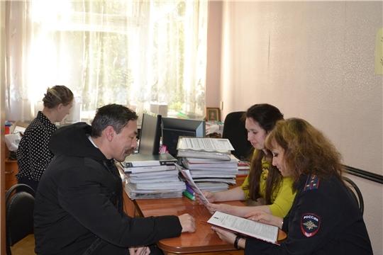 В рамках Всероссийского дня правовой помощи детям в Алатыре прошли информационно-консультационные мероприятия